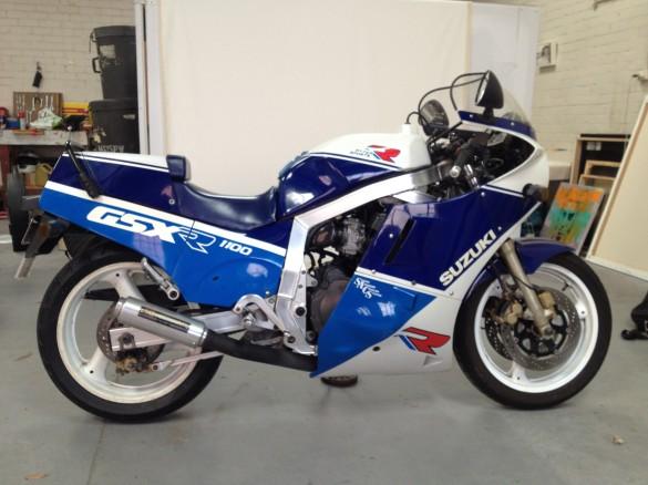 Suzuki Gsx R Specs