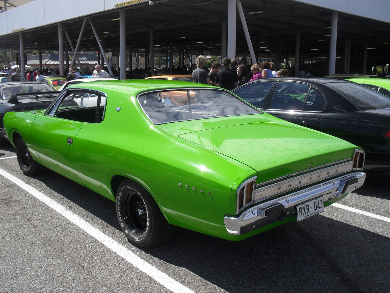 1972 Chrysler VALIANT