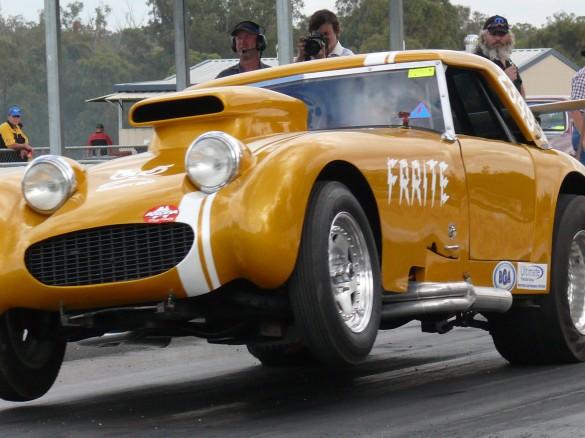 Bugeye Sprite Race Car For Sale