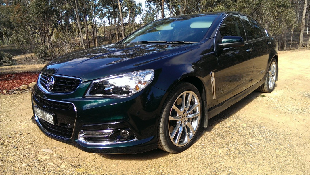 2014 Holden VF SSV Redline
