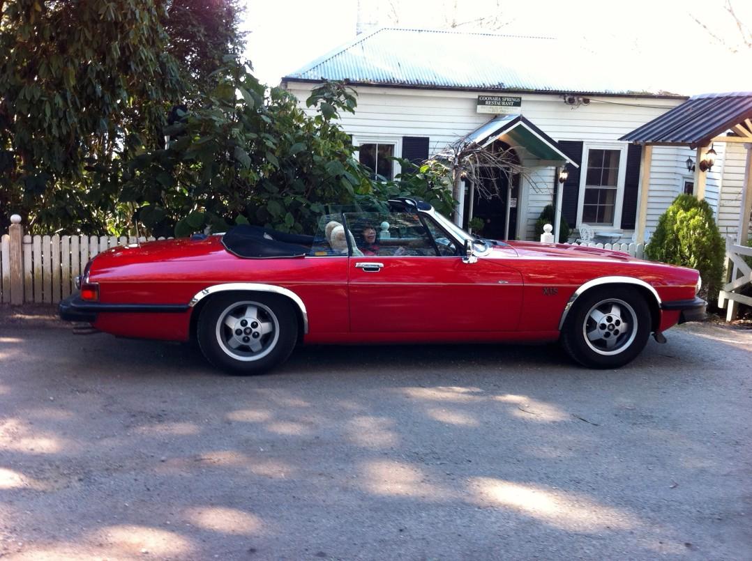 1977 Jaguar XJS V12