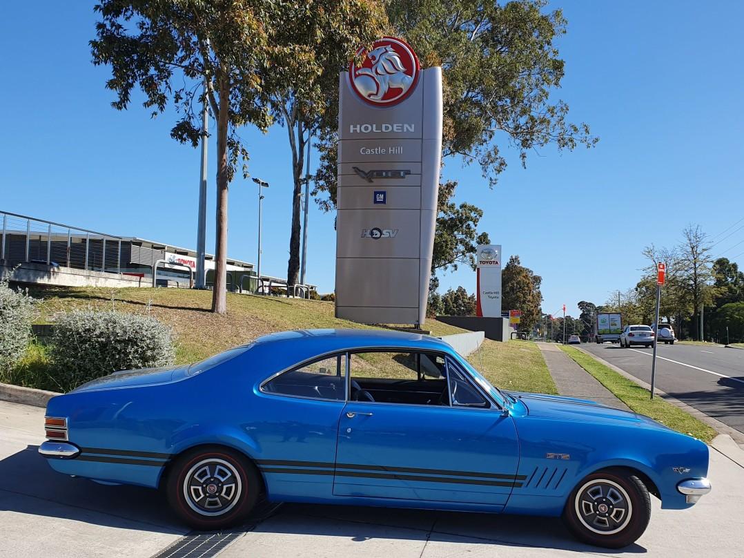1970 Holden HT Monaro