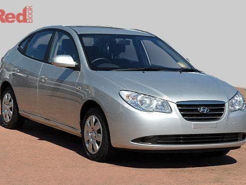 2009 Hyundai Elantra SX