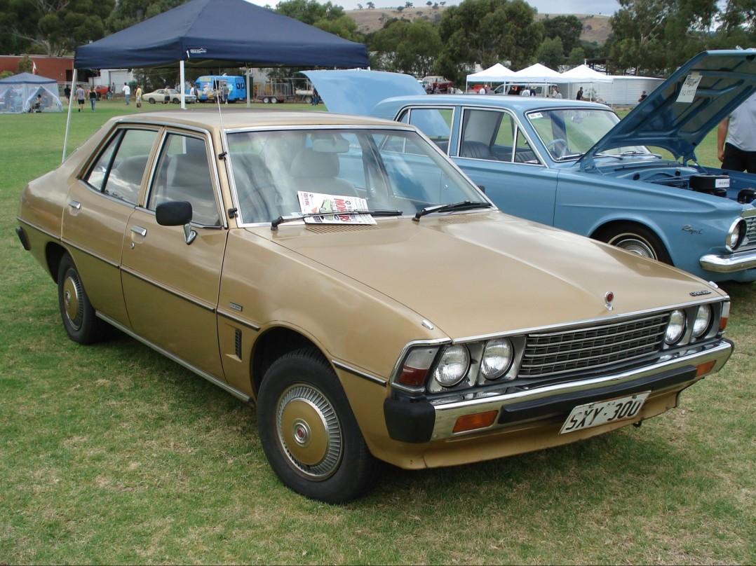1977 Chrysler GE SE Sigma