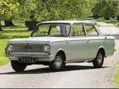 1963 Vauxhall Viva HA