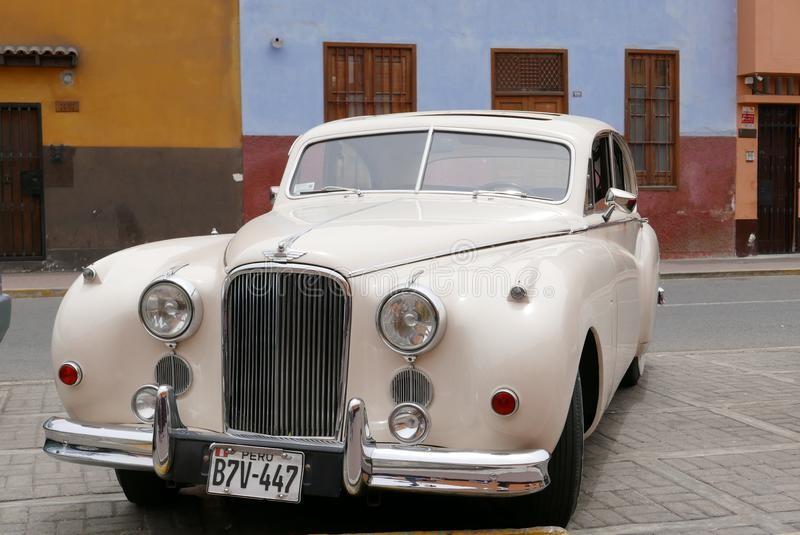1955 Jaguar Make VII M