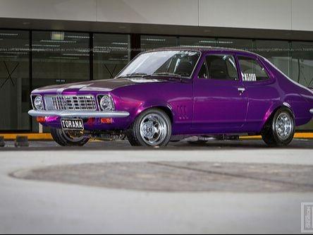 1972 Holden LJ 1600 OHC