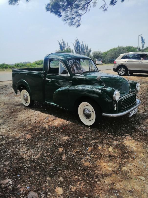 1956 Morris pick up Minor