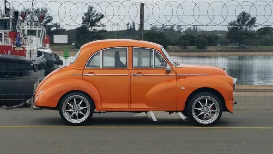 1957 Morris minor 1957