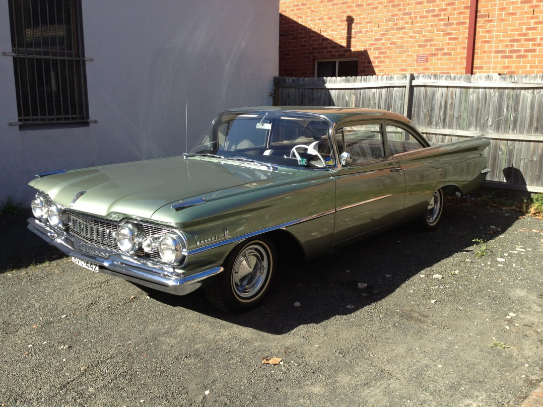 1959 Oldsmobile Dynamic 88 Holiday Scenic