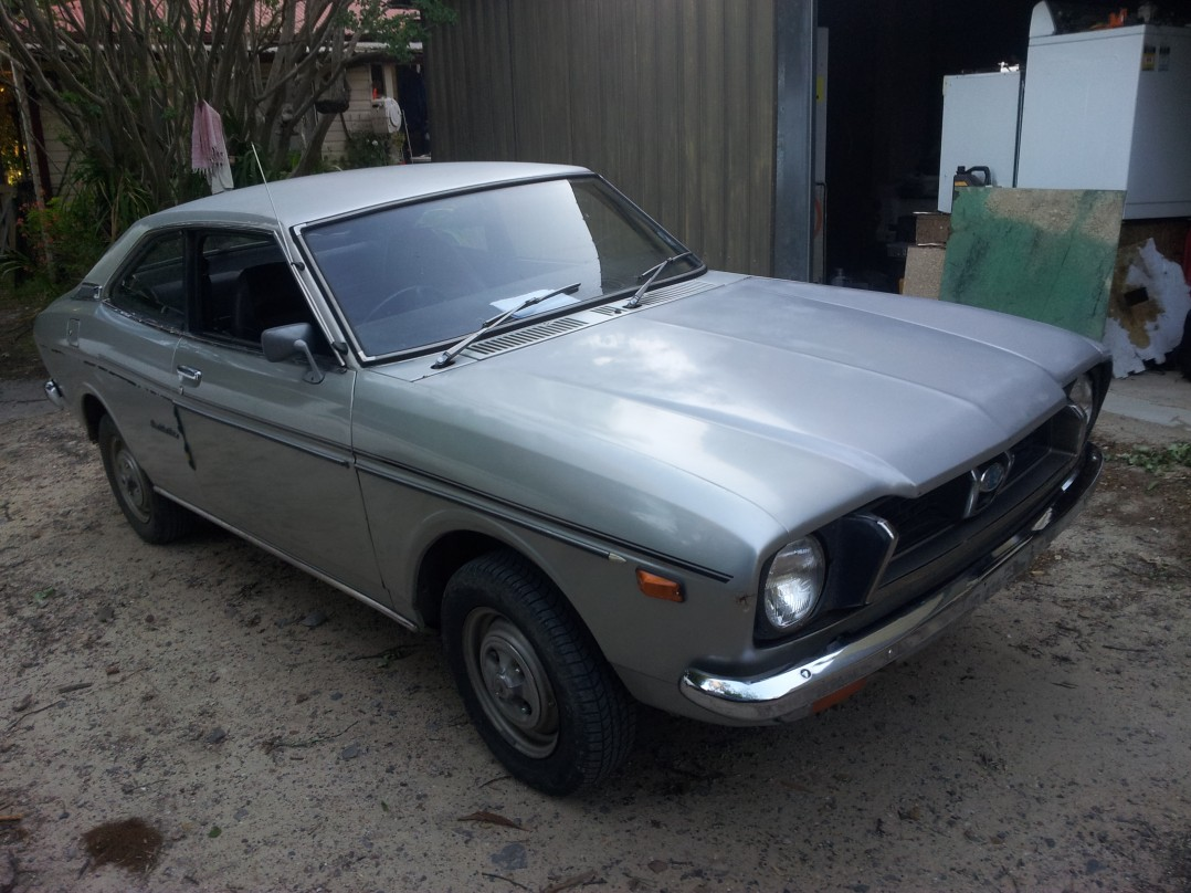 1976 Subaru 1600