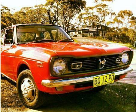 1974 Subaru 1400 DL