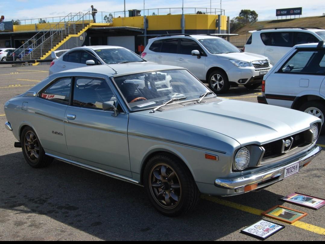 1974 Subaru 1400 GL Coupe