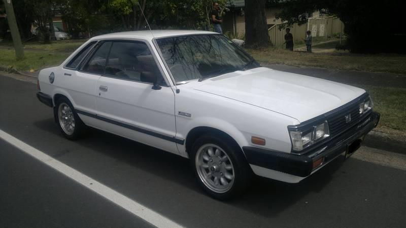 1982 Subaru GLF5