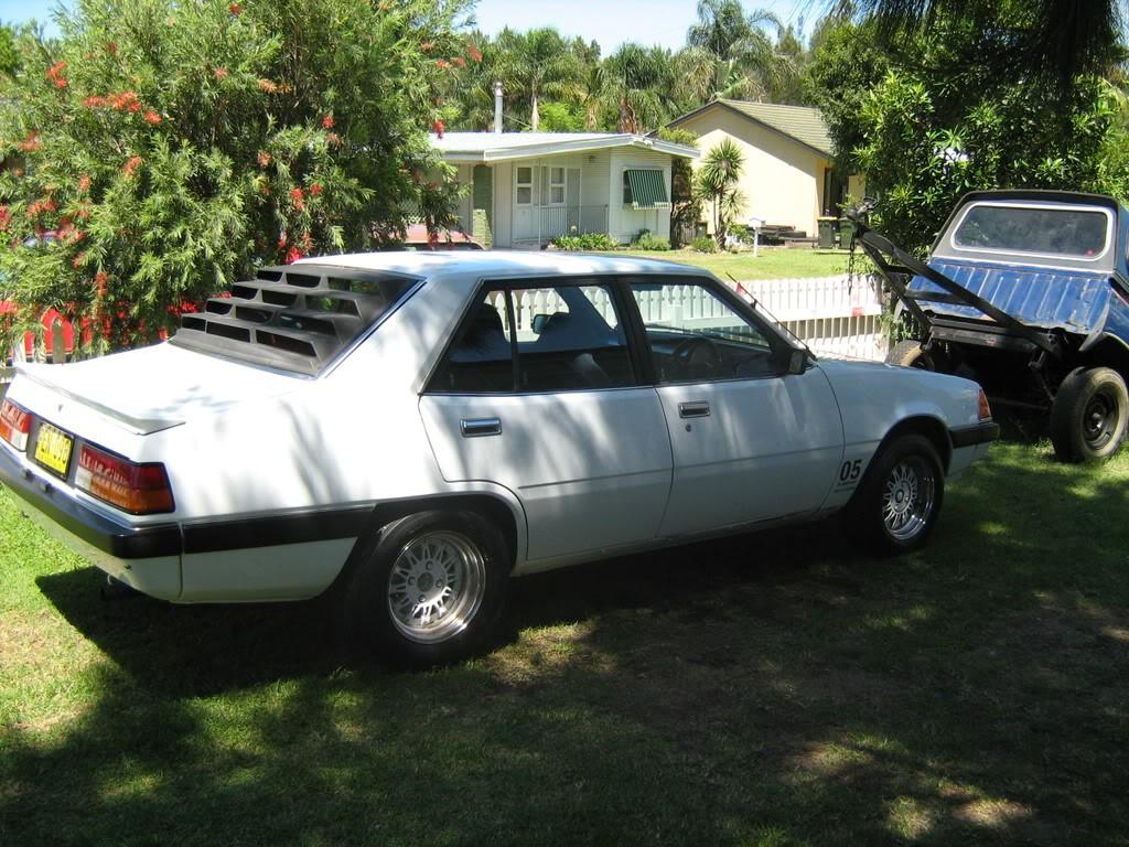 1982 Mitsubishi sigma
