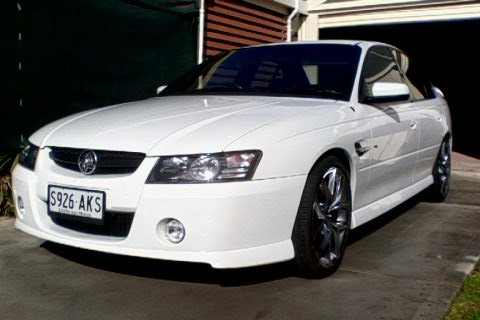 2005 Holden COMMODORE SS