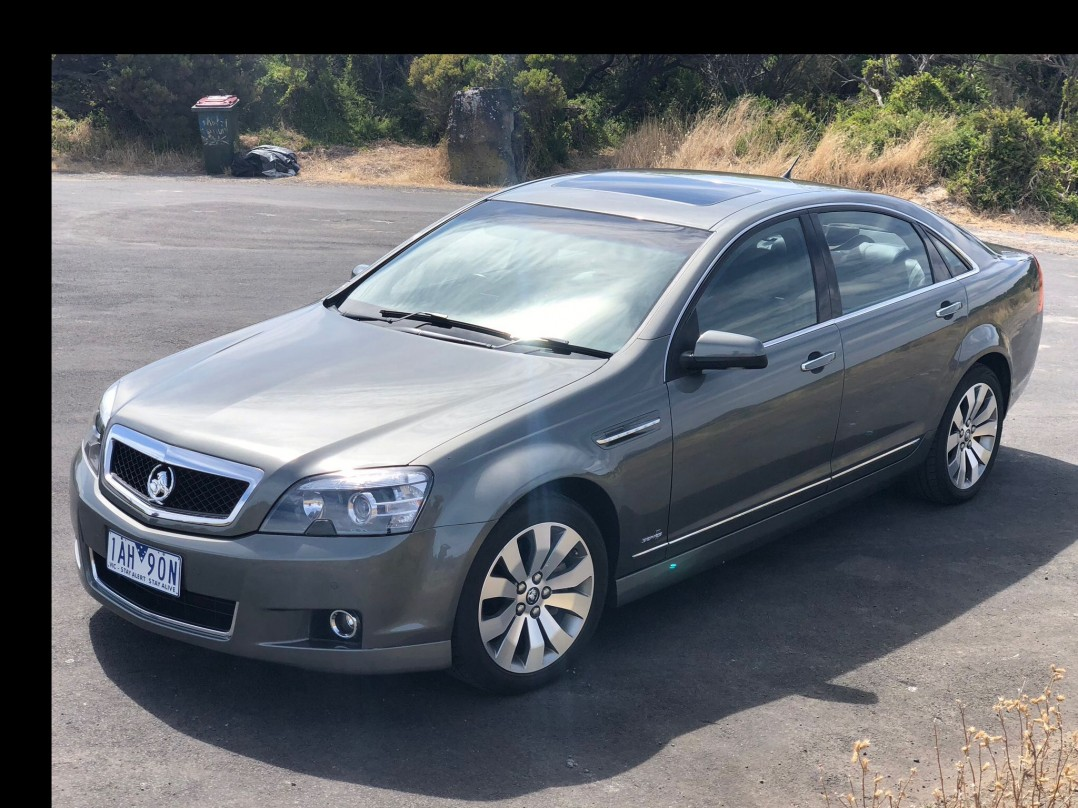 2010 Holden CAPRICE V