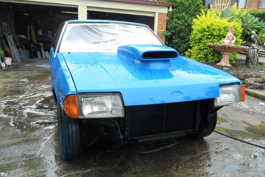1982 Ford FALCON