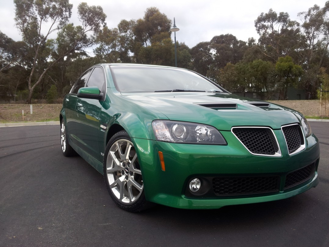 2010 Holden Commodore SS V-Series Special Edition