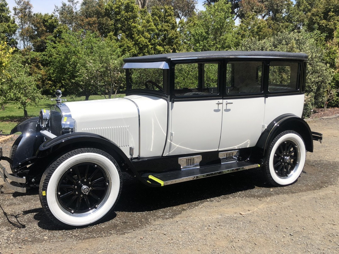 1927 Dodge 126 series