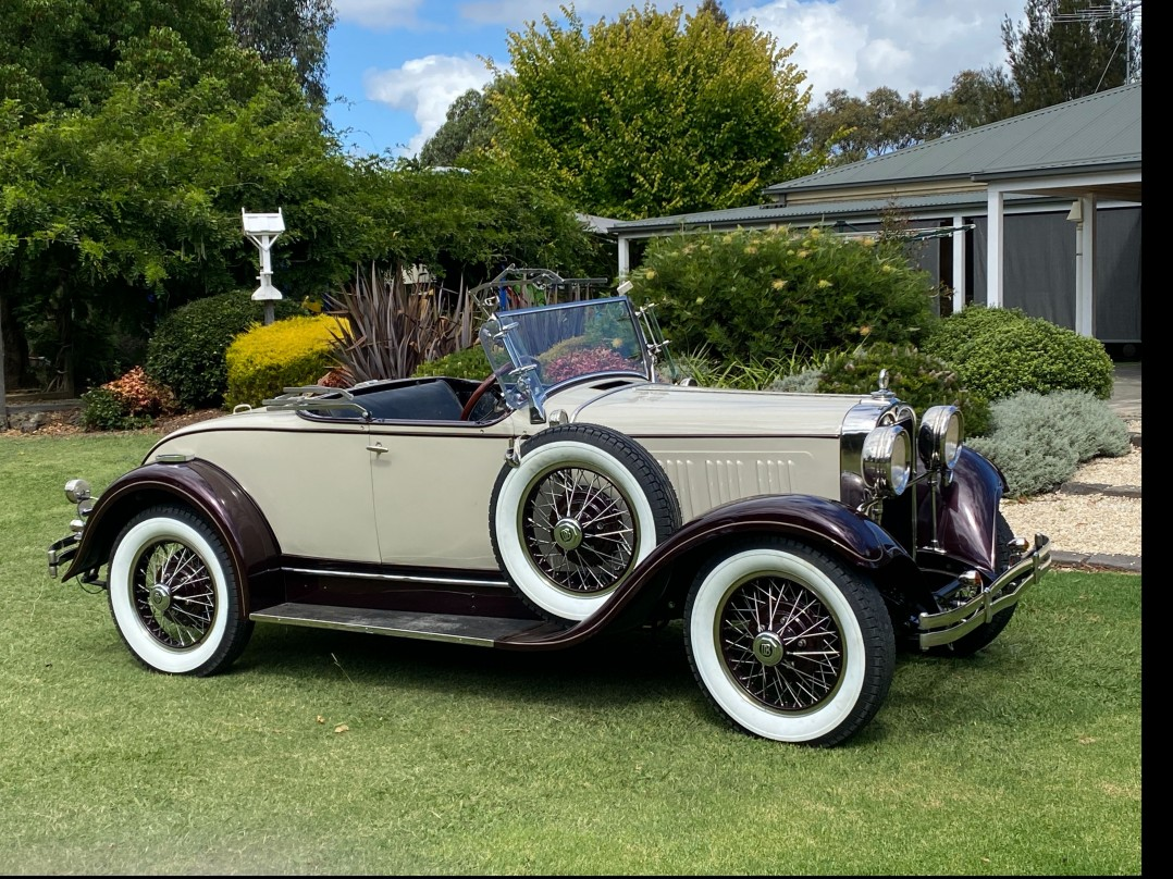 1929 Dodge Victory 6 sports roadster