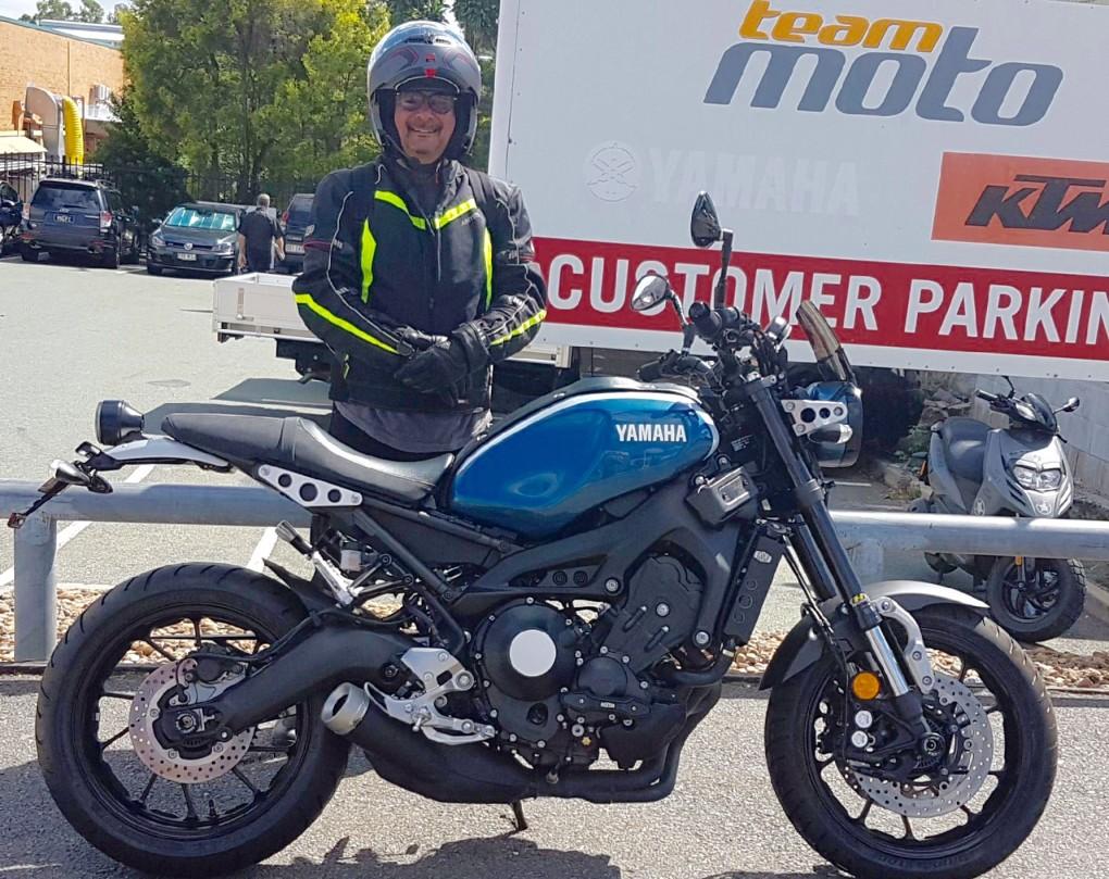 2015 Yamaha XSR 900