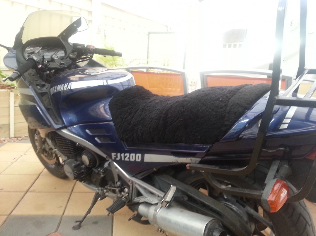 1986 Yamaha 1188cc FJ1200