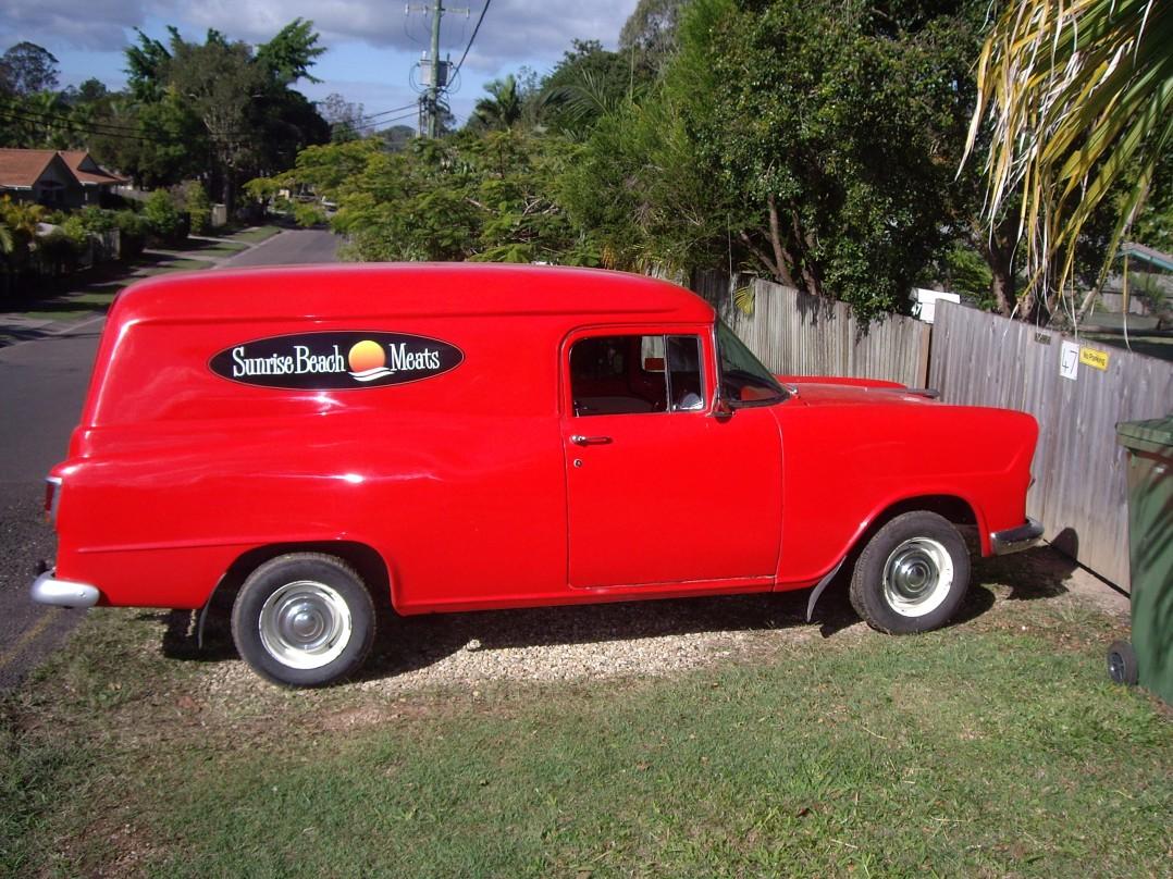 1961 ek panelvan