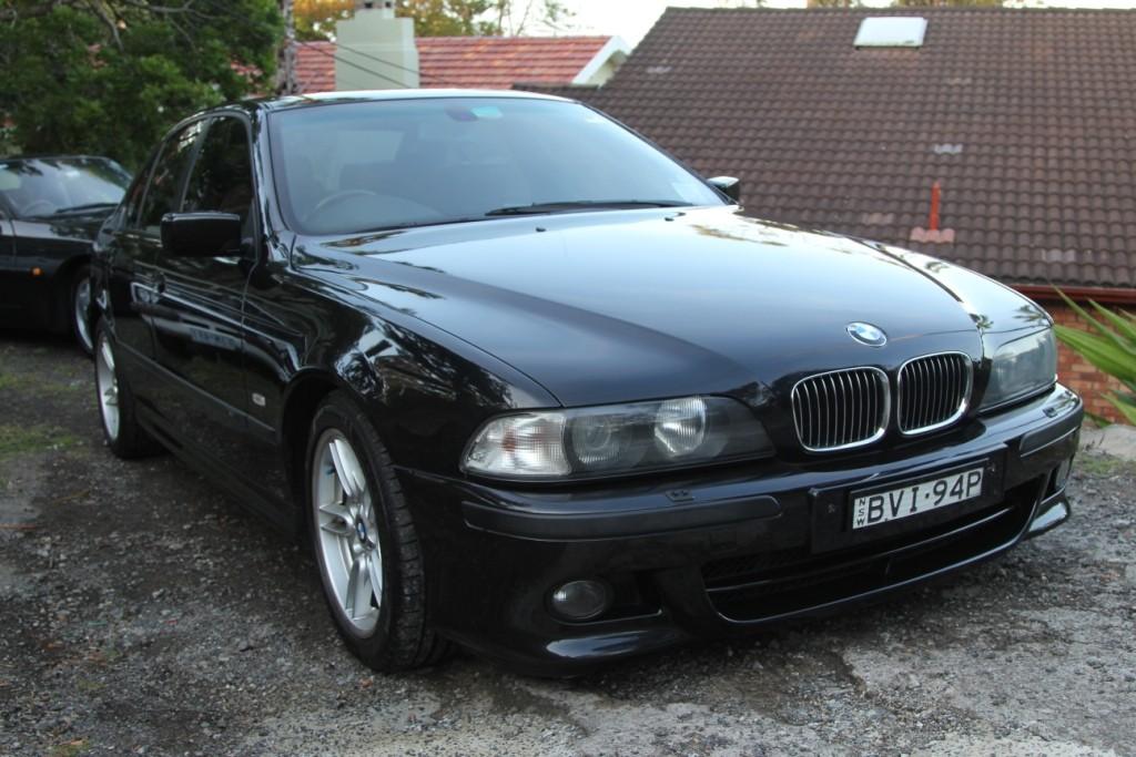 2000 BMW 540i SPORT