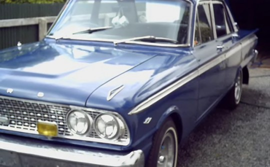 1963 Ford Fairlane Compact 500