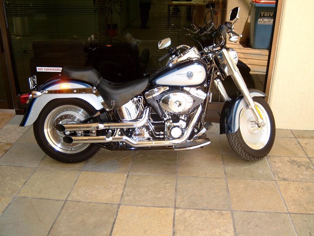 2002 Harley-Davidson Fatboy