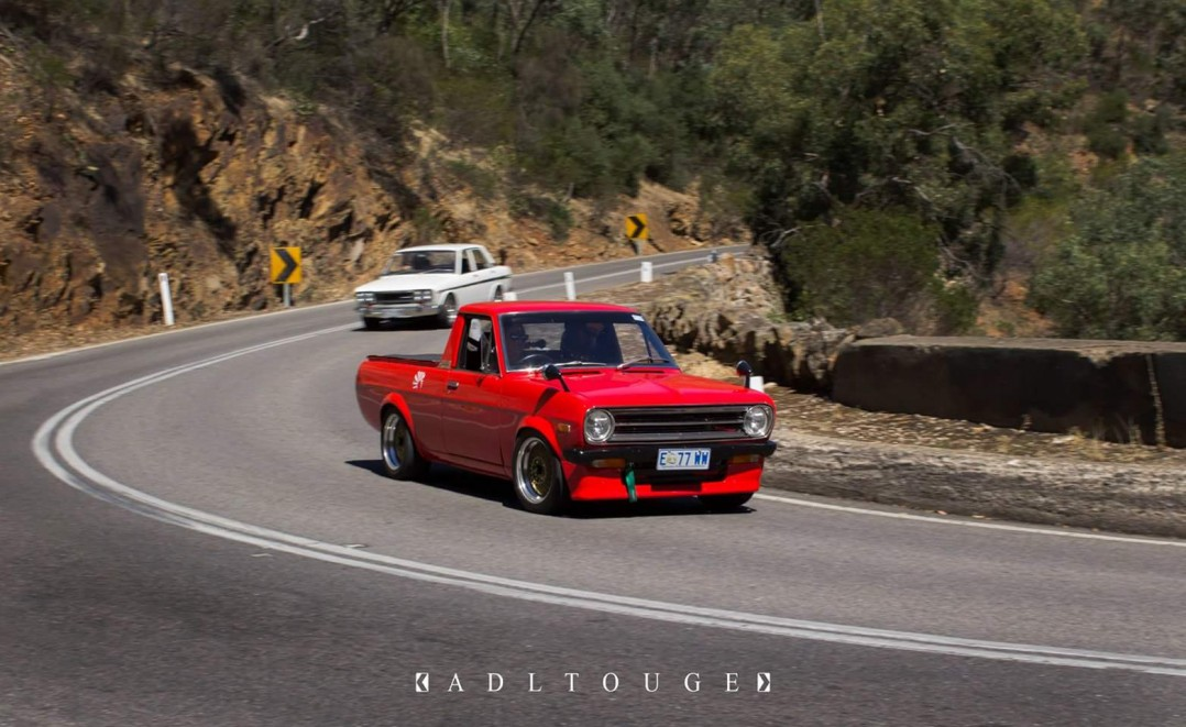 1977 Datsun 1200