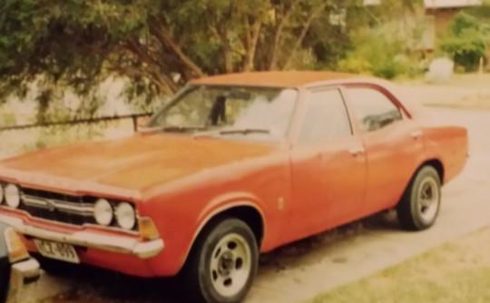 1975 Ford TC Cortina