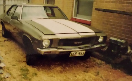 1973 Holden HQ GTS MONARO