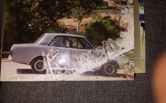 1967 Ford Mark 2 Cortina