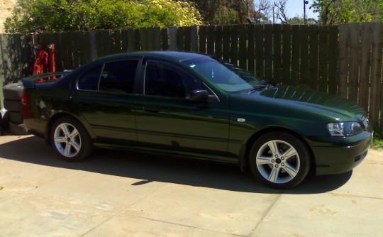 2004 Ford Ba xt Falcon