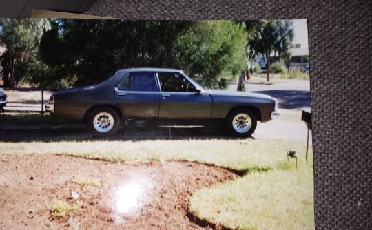 1975 Holden HJ Kingswood