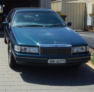 1994 Ford NCII Fairlane