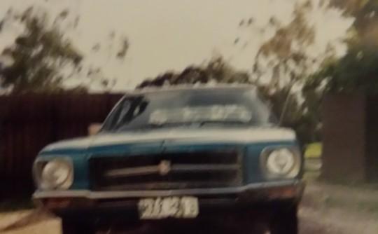 1974 Holden HQ Kingswood
