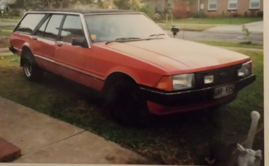 1981 Ford XD SPAC