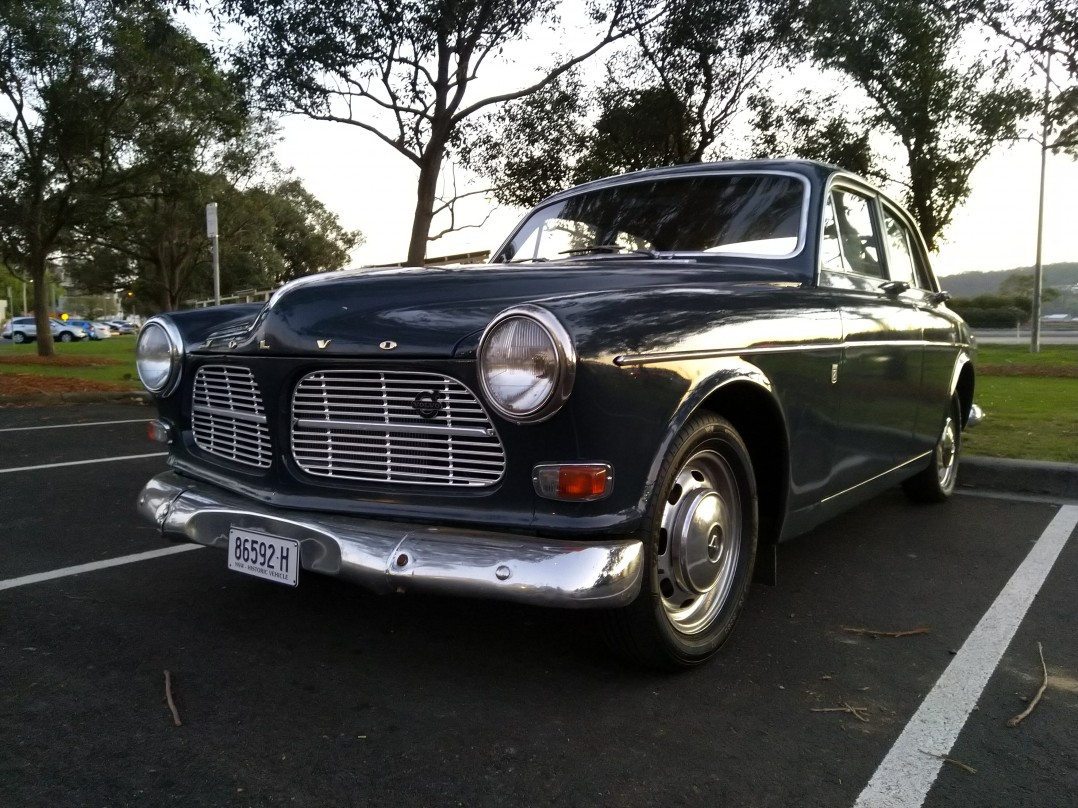 1965 Volvo Amazon 121