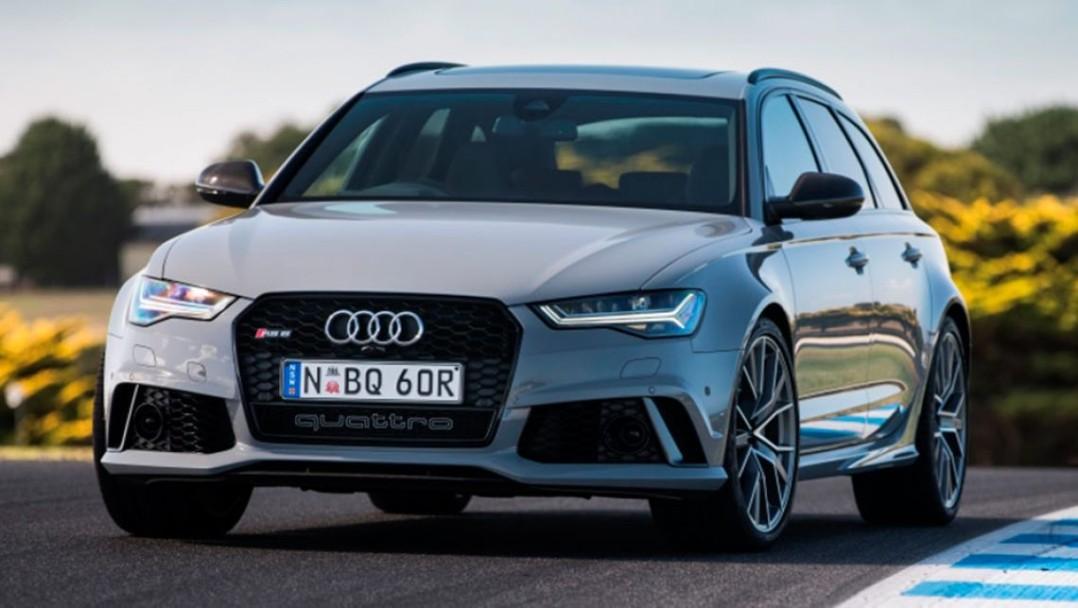 2016 Audi RS6 AVANT