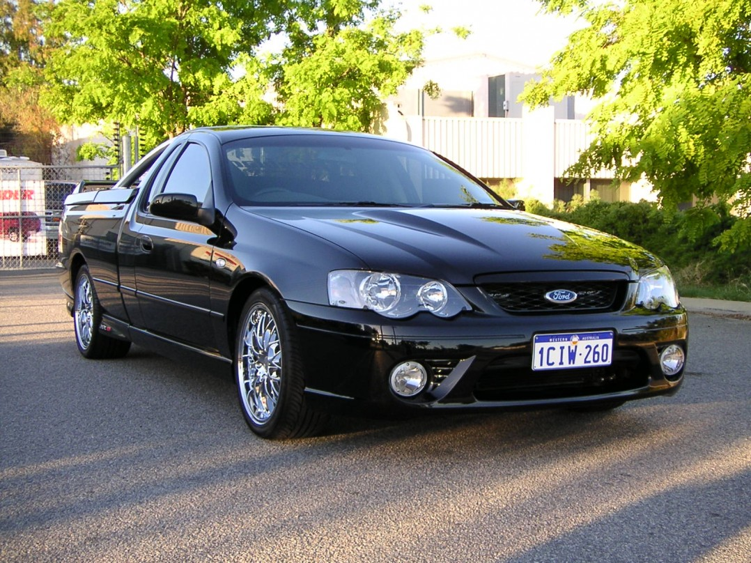 2006 Ford falcon xr8