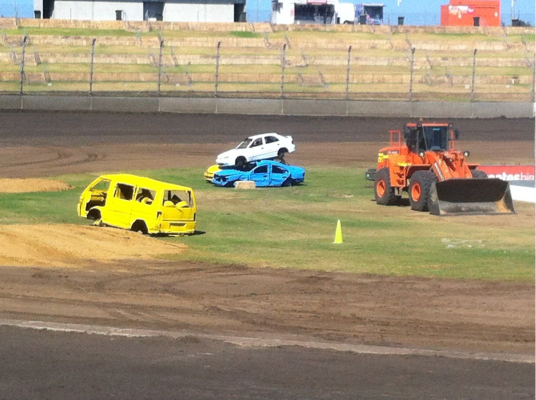 South Pacific monster trucks world final - Shannons Club