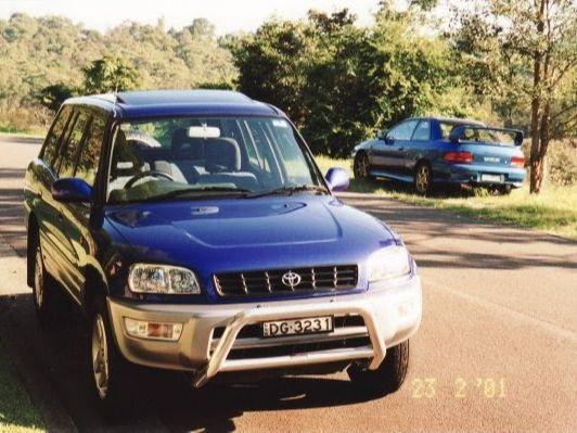 1998 Toyota RAV4 CRUISER (2WD)