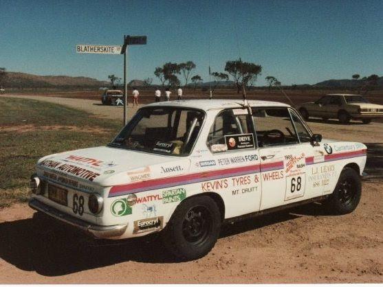 1970 BMW 1600