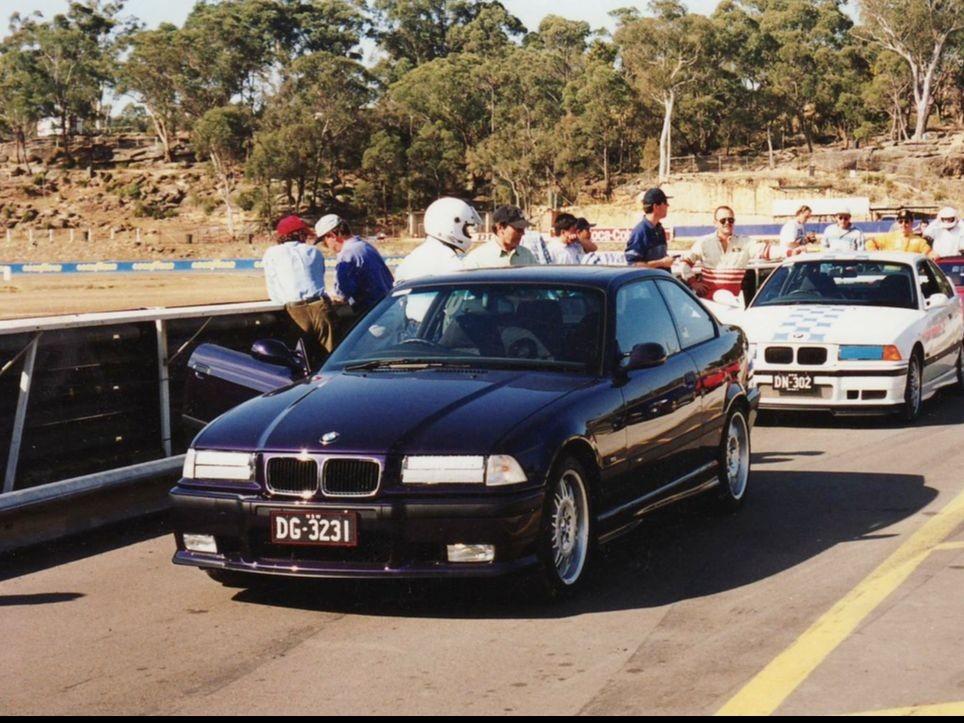1996 BMW E36 M3