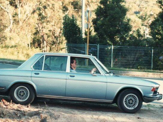 1975 BMW 3.0Si