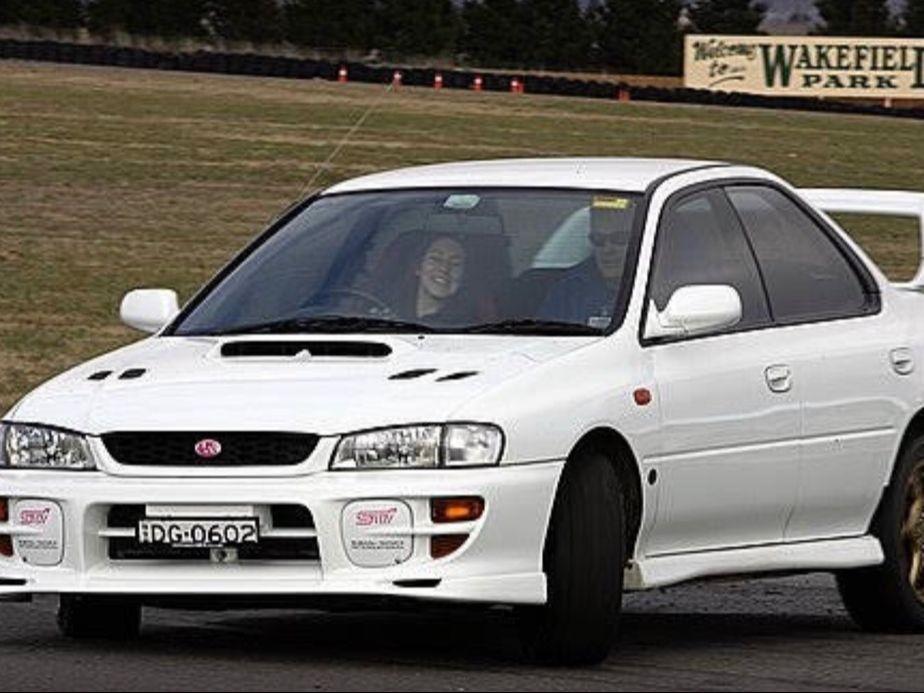 1999 Subaru IMPREZA WRX STI VERSION VI