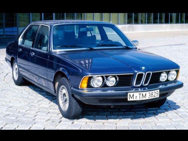 1982 BMW 735i EXECUTIVE